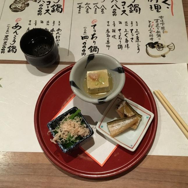 Tokyo-dinner